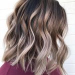 Medium hair color ideas, shoulder length hairstyle for women in 2019 - cool style