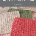 Nana's Favorite Dishcloth Pattern