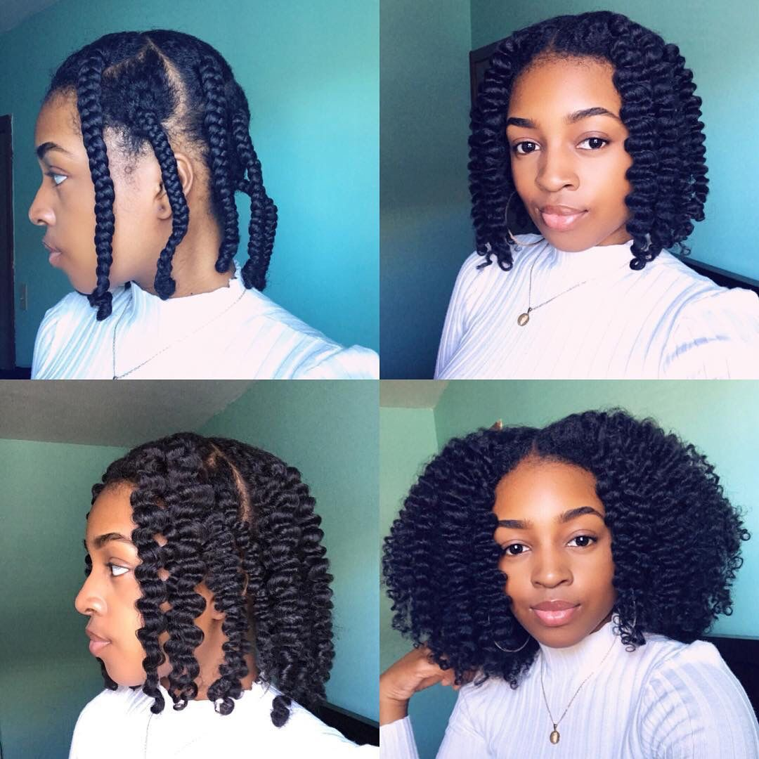 Natural Hair 101 Series: How To Keep Moisture in Natural Hair – Kinky Hair Rocks