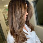 Natural Playmate's appearance with long hair length ? - hair styles for short hair
