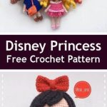 New crochet patterns amigurumi disney toys 20+ Ideas