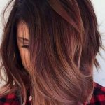 New hair color ideas for brunettes auburn red reddish brown 52 ideas