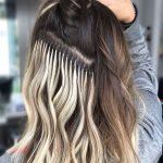 """Newest Cost-Free beaded row extensions  Style  """"Warm"""" methods for hair exten..."""
