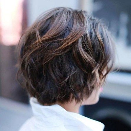Short Haircuts for Wavy Thick Hair – The UnderCut