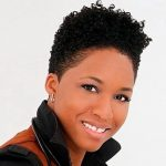 Short Natural Hairstyles For Black Women - The Xerxes