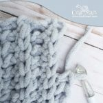Simple and easy crochet blanket tutorial (FREE Bernat blanket yarn pattern) - Craft-Mart