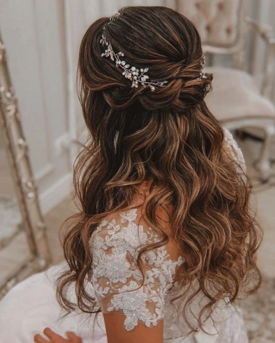 Stunning Wedding Hairstyles For The Elegant Bride – Page 3 of 50 – SooPush