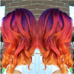 Sunset Hair Is The Latest Hair Trend And It's Absolutely Beautiful - Hot Moms Cl...