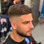 Taper Fade with Short Hairstyle