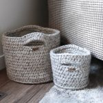 The Livingston Basket – The Perfect, Sturdy, Seamless, Crochet Basket Pattern