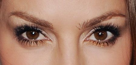 The Sexiest Eye Makeup Look You'll See All Week, Courtesy of Minka Kelly