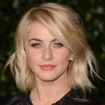 The perfect hairstyle for busy moms: Julianne Hough's low maintenance shoulder l...