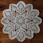 [Updated For 2019] - 33 Free Pineapple Crochet Doily Patterns