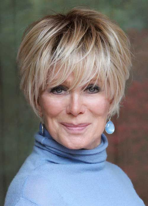 Very Stylish Short Haircuts for Women Over 50 – Love this Hair