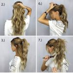 What are some nice party hairstyles for long hair step by step 2018 - Mary Haircuts