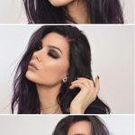 When I get my hair dyed next week (black to purple ombre) I'm going to start wea...
