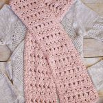 Winter Blush Beanie & Scarf – Easy Free Crochet Pattern Perfect Project for Be...