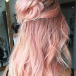 52 Charming Rose Gold Hair Colors: How to Get Rose Gold Hair