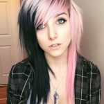 Cute and Creative Emo Hairstyles for Girls | Emo Hair Ideas - Part 31