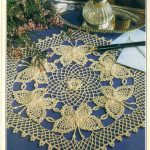free crochet doily patterns | free crochet butterfly doily pattern if you have been looking for free ...... - Crochet and Knit