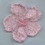 knit your own cute flower..I used this pattern and it was super easy!