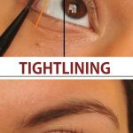 t's called tightlining, ladies. How to apply eyeliner for a natural look. -- Mak...