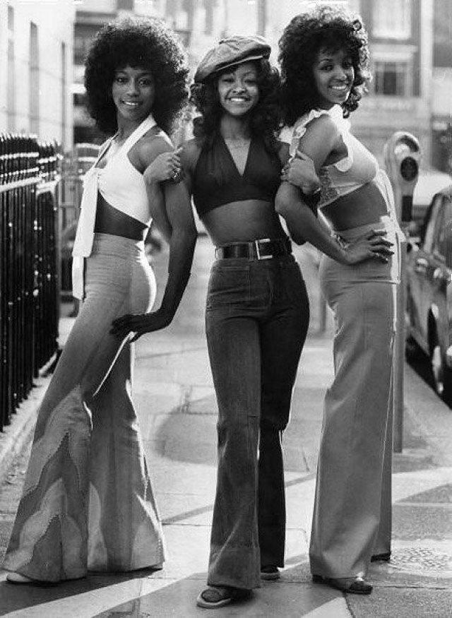 vintage daily: Afro: The popular hairstyle of African American people in the late …